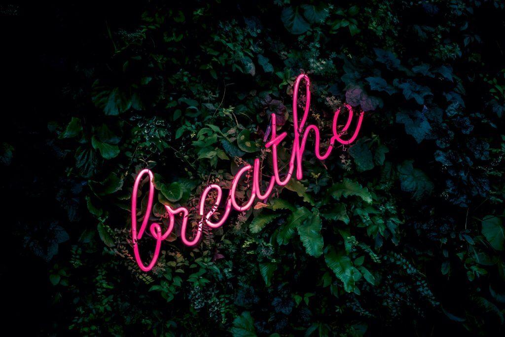 breathe and work flexbly